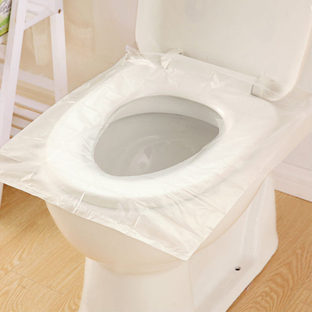 Disposable Toilet Seat Cover Set