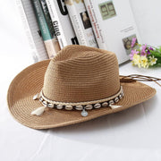 Tassel Summer Straw Hat