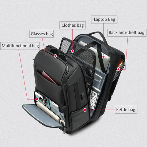 Eurcool Anti-Theft Travel Bag
