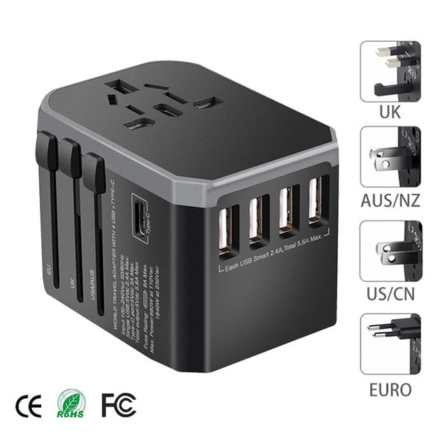 International Plug Adaptor