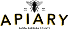 Apiary logo includes an image of a bee and the words