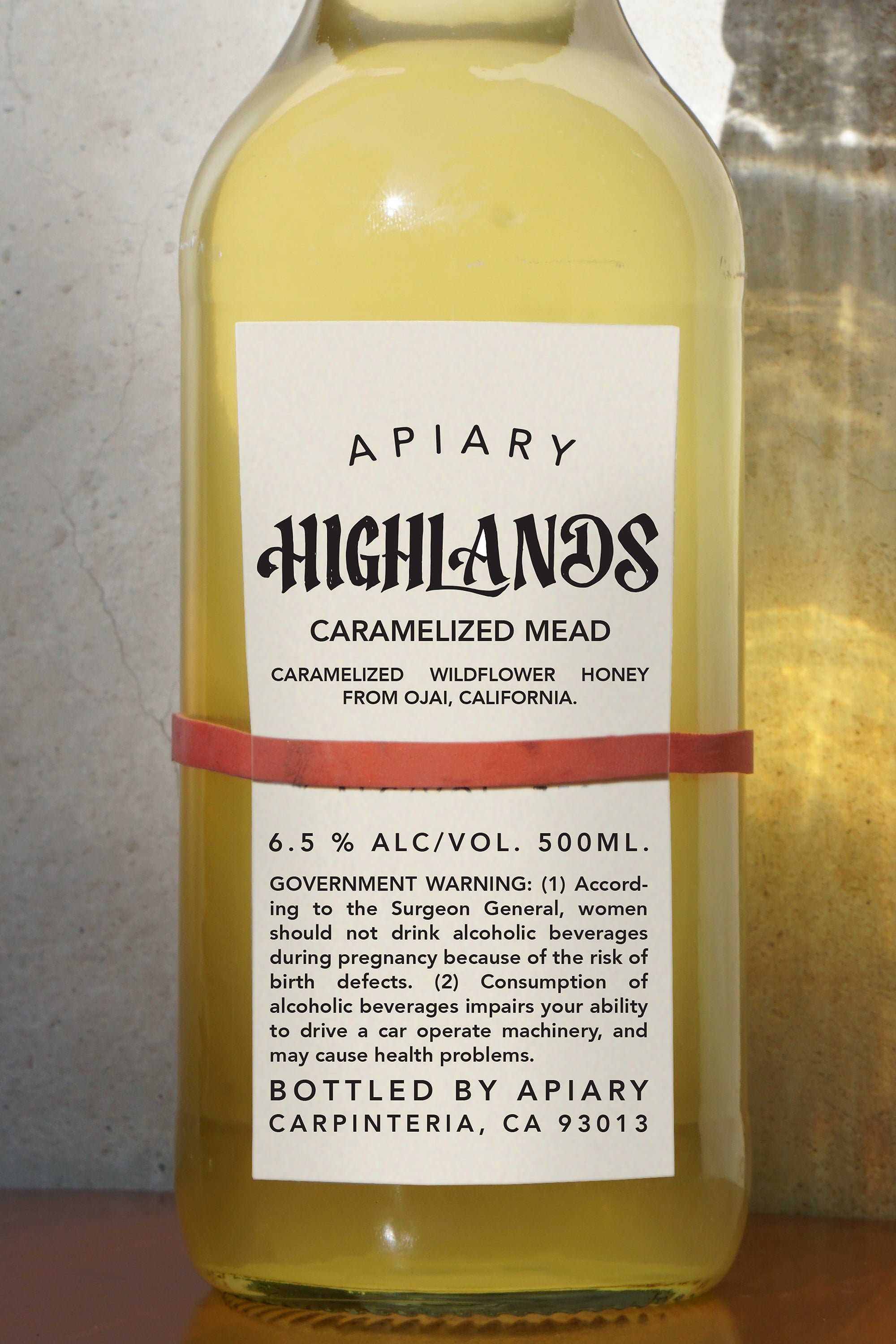 Highlands 6% abv.