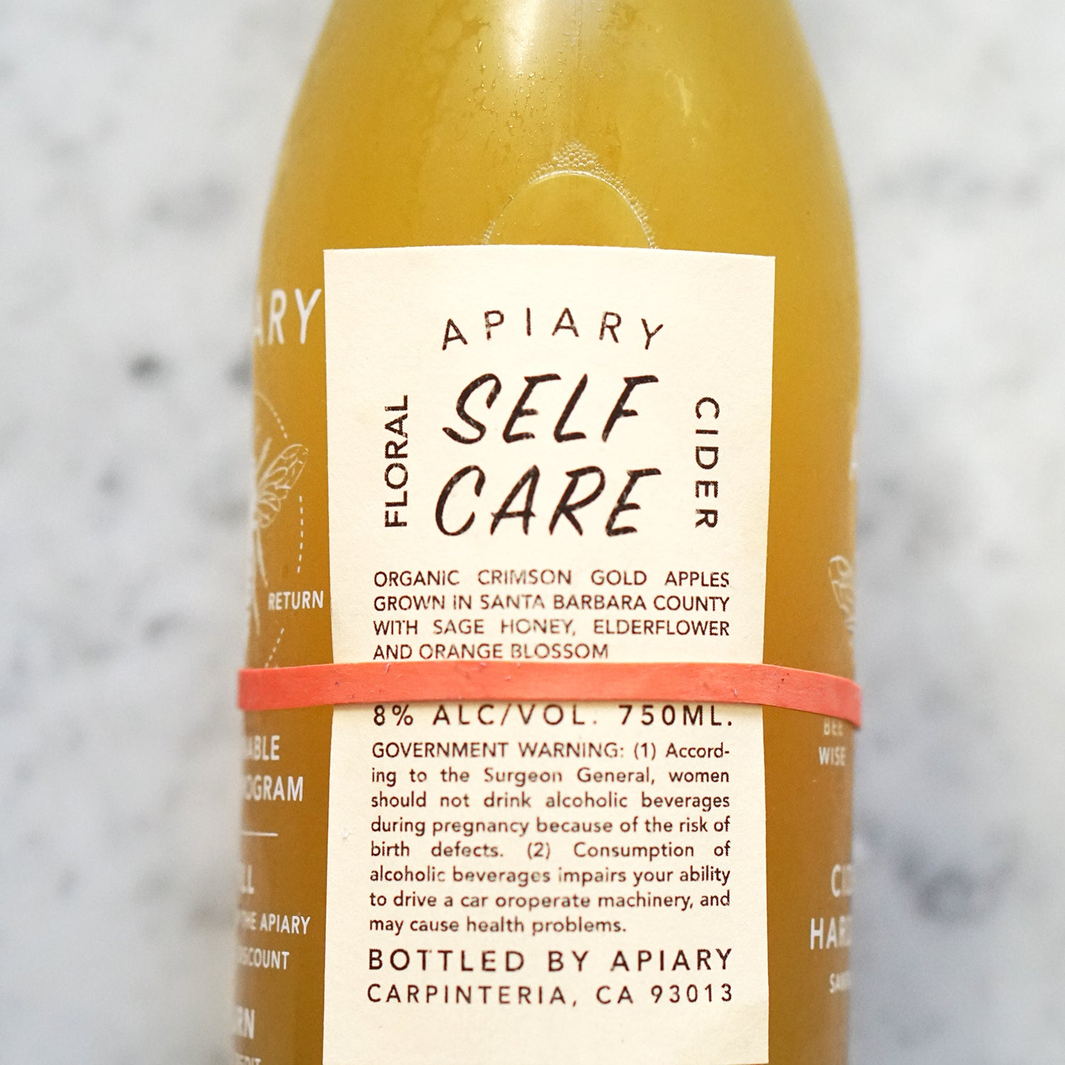 Picture of Self care label
