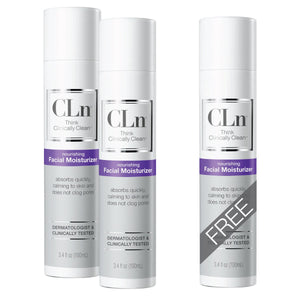 CLn Facial Moisturizer (3 Pack) Shop All Products CLn Skin Care