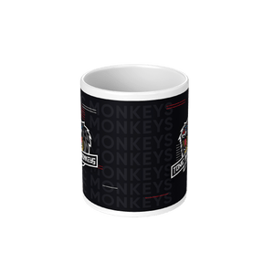 Toxic Monkeys Tasse