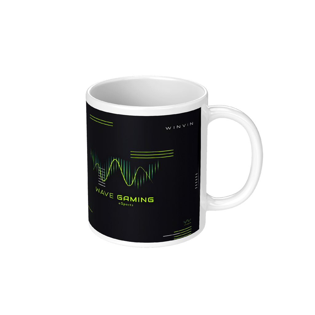 Wave Gaming Tasse