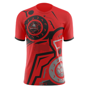 NoobTrain FC Red Edition Jersey