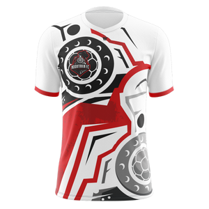 NoobTrain FC White Edition Jersey