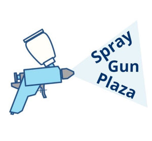 Spray Gun Plaza Logo