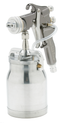 Apollo A5510 HVLP Superspray Turbine Bleeder Spray Gun with Quick Release Quart Pressure Pot