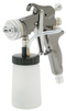 Apollo A5520 HVLP Superspray Turbine Bleeder Spray Gun with 8 oz Touch Up Siphon Cup Assembly