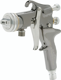 Apollo A5505 HVLP Superspray Turbine Bleeder Spray Gun Only NO CUP