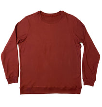 Load image into Gallery viewer, Women's Crewneck Sweater - Berry