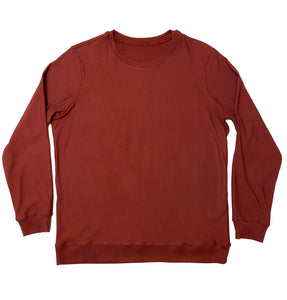 Women's Crewneck Sweater - Berry