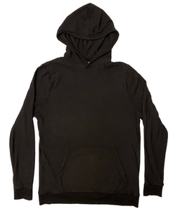 Unisex Hooded Sweatshirt - Black