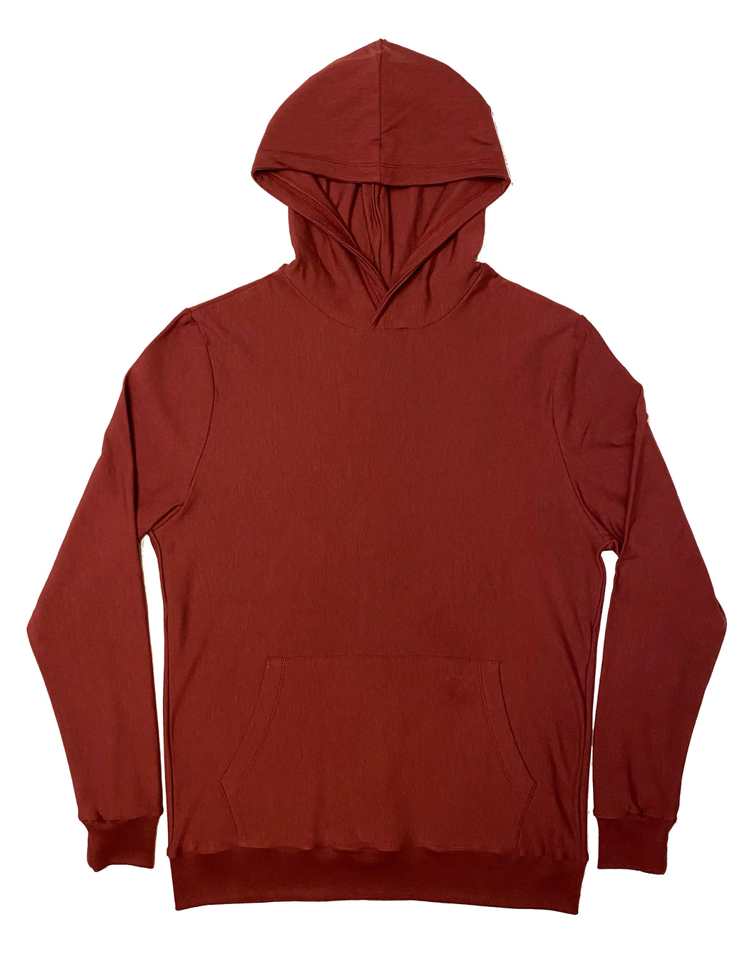 Unisex Hooded Sweatshirt - Berry