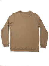 Load image into Gallery viewer, Women's Crewneck Sweater - Fawn