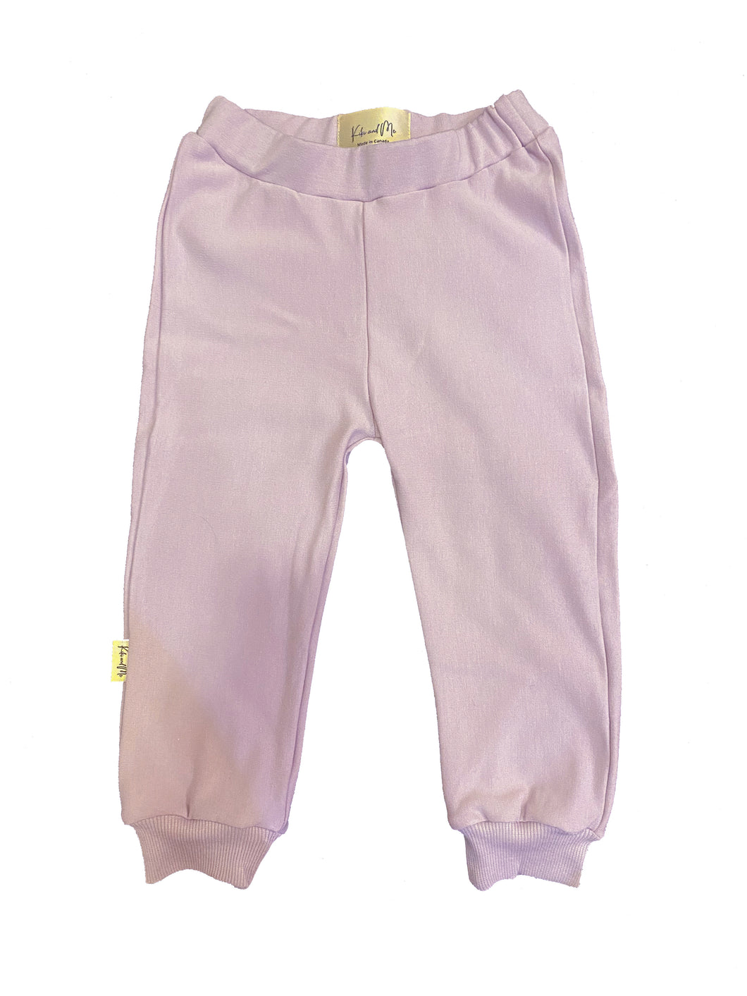 Little Kid's Pant - Lavender (0-6 to 3T)