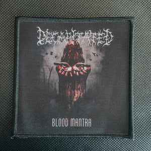 "DECAPITATED ""Blood Mantra"" patch"