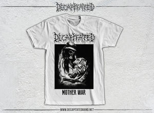 T-shirt MOTHER WAR