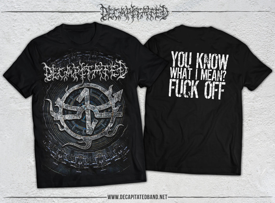 T-SHIRT THE NEGATION