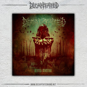 CD Decapitated- Blood Mantra