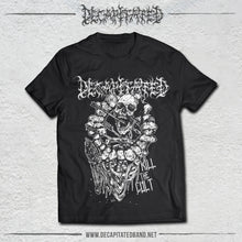 Load image into Gallery viewer, DECAPITATED Kill The Cult tee