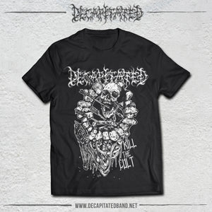 DECAPITATED Kill The Cult tee