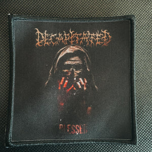 "DECAPITATED ""BLESSED"" patch"
