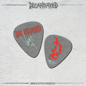 DECAPITATED VOGG- standard guitar pick