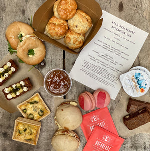 Afternoon Tea Hamper for Two