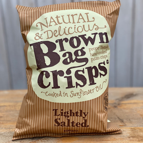 Big Brown Crisps 150g