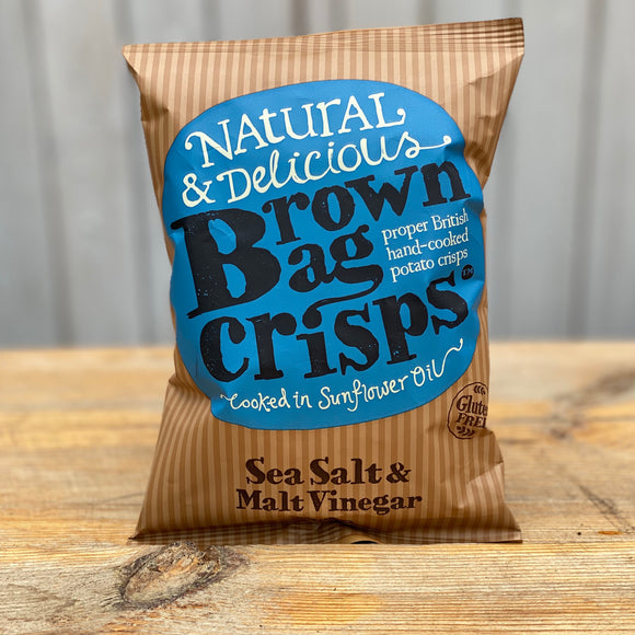 Big Brown Crisps 40g