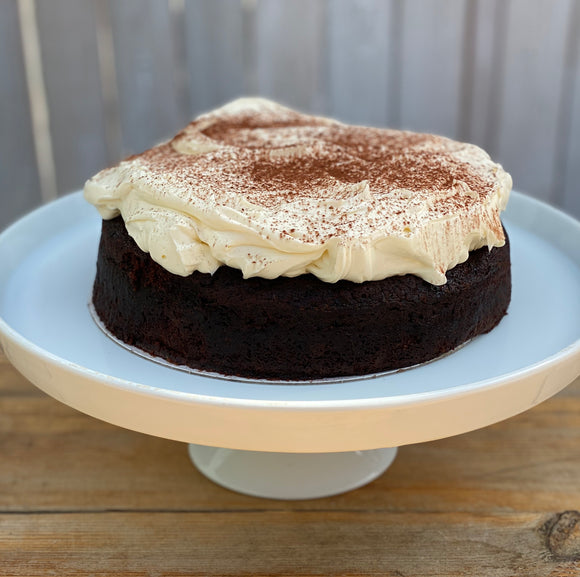 Chocolate and Stout Cake