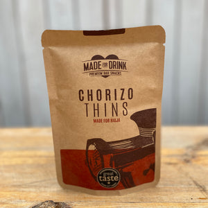 Spanish Chorizo Thins