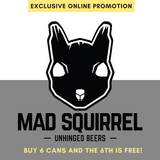 Mad Squirrel- Hopfest