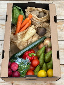 Fresh fruit & vegetable box- large