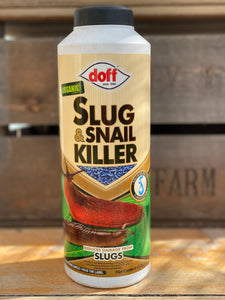 Doff Organic Slug and Snail Killer 650g