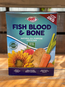 Doff Fish, Blood & Bone 2kg