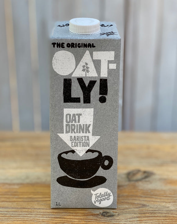 Oatly- Oat Milk 1 litre