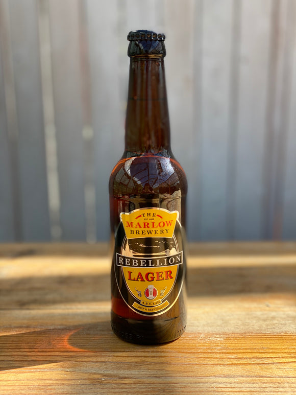Rebellion Lager 330ml