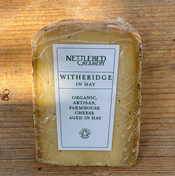 Witheridge Cheese- Nettlebed Creamery