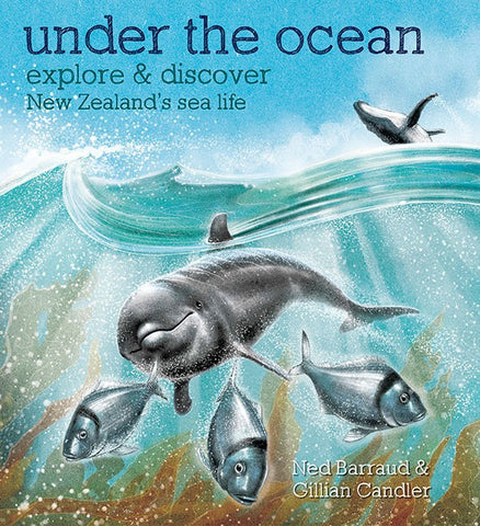 Under the Ocean | By Gillian Candler & Ned Barraud