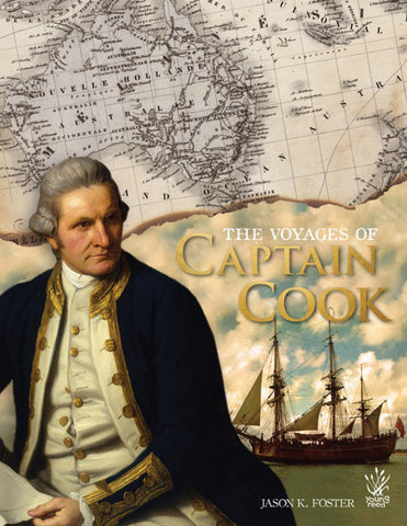 The Voyages of Captain Cook | By Jason Foster