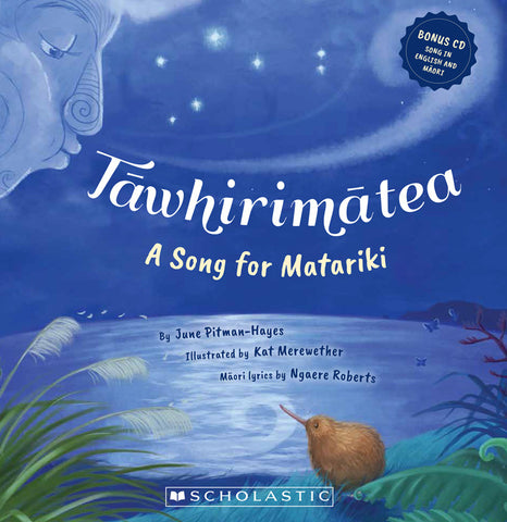 Tawhirimatea A Song for Matariki | By June Pitman-Hayes