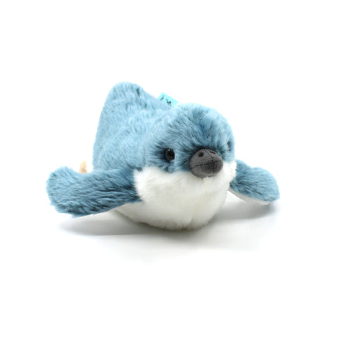 Blue Penguin Soft Toy
