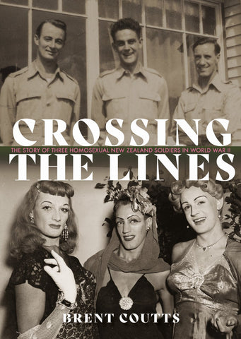 Crossing The Lines | By Brent Coutts