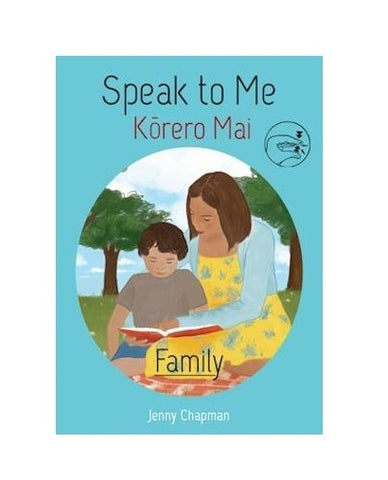 Speak to Me - Kōrero Mai Family | By Jenny Chapman