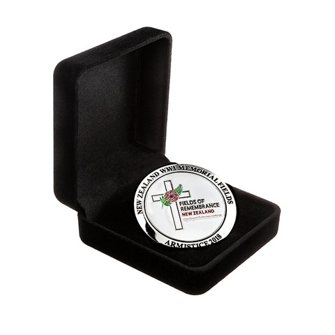 The Armistice 2018 Memorial Challenge Coin