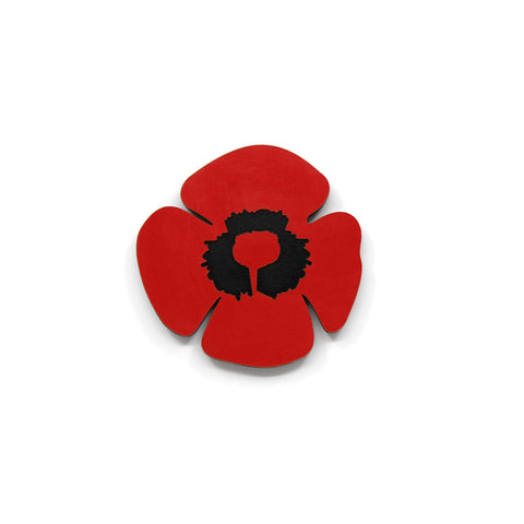 AWMM Merchandise - Poppy Magnet Large